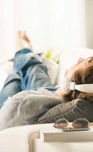 432 Hz Musik Entspannung Mittagsschlaf