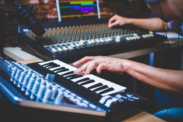 Musikproduktion 432 Hz Musik