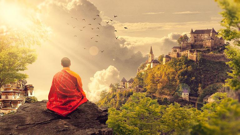 Buddha Code Achtsamkeit