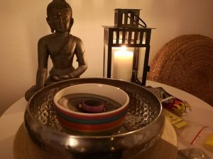 Buddha Code Räucherschale