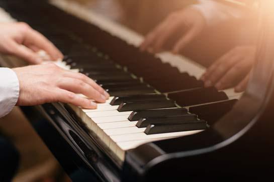 Entspannungsmusik Klavier