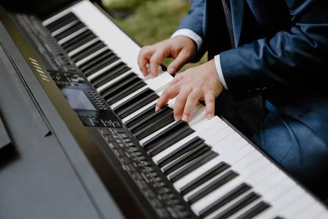 Meditationsmusik Klavier