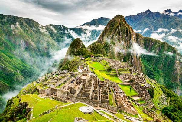 Chakren System Maya Inkas