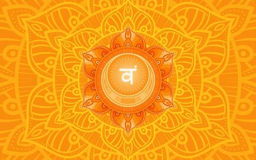 Sakralchakra Buddha Code