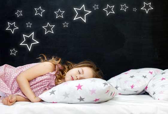 Fantasiereise für Kinder Einschlafen